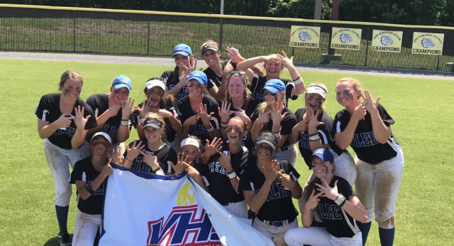 Softball Named Williams Mullen Team of the Year
