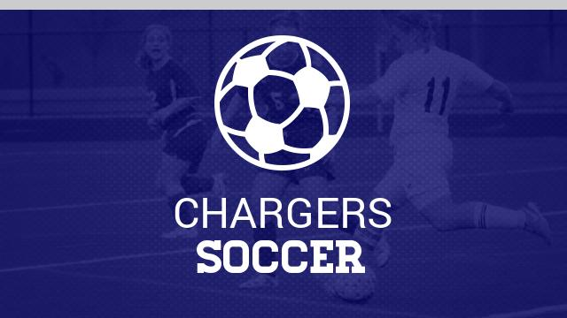 Lackey High School Girls Varsity Soccer beat St. Charles High School 4-0