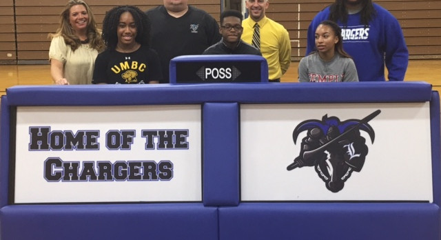 3 More Students Sign Athletic Scholarships