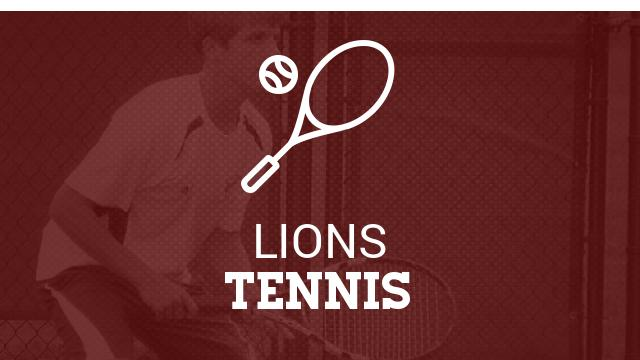 Lansing High School Boys Varsity Tennis finishes 1st place