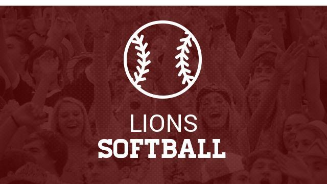 Lansing High School Varsity Softball falls to De Soto High School 12-6