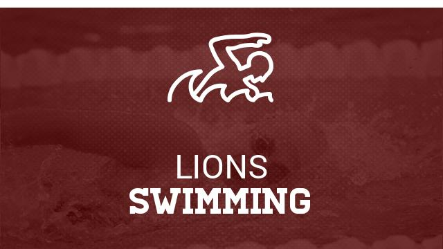 Lansing High School Girls Varsity Swimming finishes 1st place