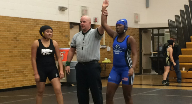DONAS FAIR WELL AT THEIR FIRST WRESTLING TOURNAMENT OF SEASON!!!!