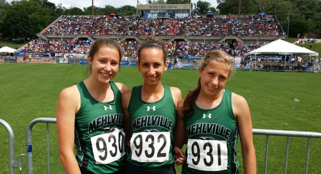 Girls Track – State Qualifiers