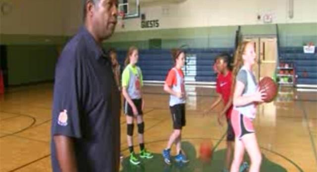 Basketball Coach – Heywood Hunt