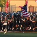Varsity Football- Tribute to Wounded Warrior Project