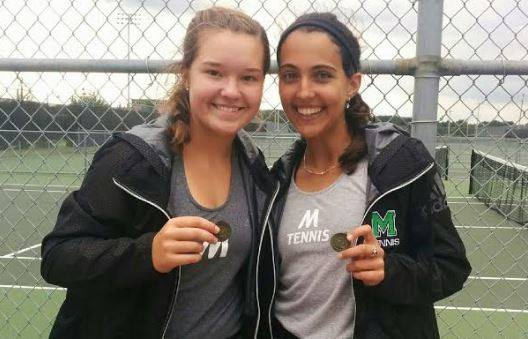 Girls Tennis – Sectional Winners