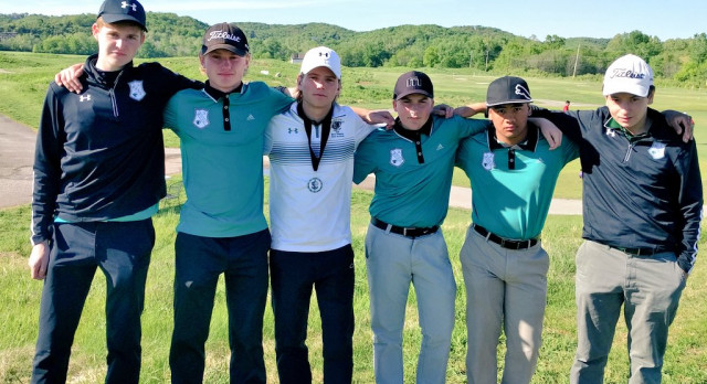 Boys Golf – Panthers take Sixth, Geile Wins as Individual
