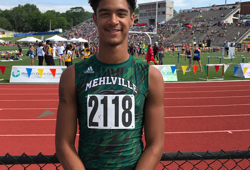 Isaiah Bynum – 3rd in State