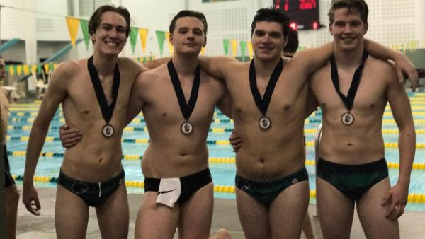 Boys Swim Conference