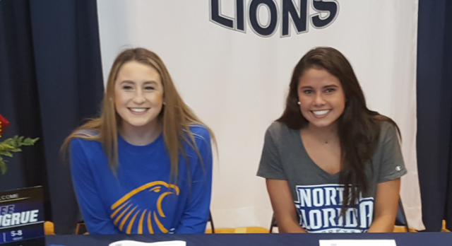 LNHS Students Sign National Letters of Intent