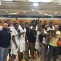 Boys Varsity Basketball District Finals