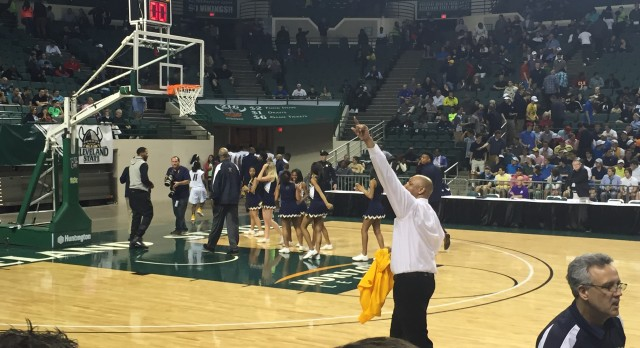 Garfield Heights High School Boys Varsity Basketball beat Warren G Harding High School 49-43