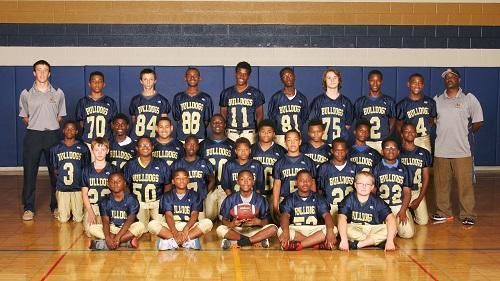 7th & 8th Grade Football Practice starts 8/1 at 9:00am