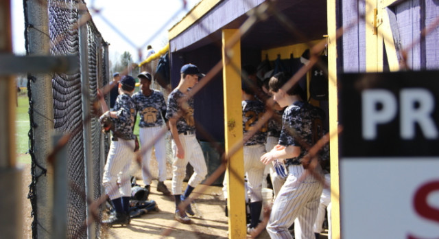 JV baseball loses 2