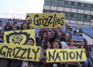 Grizzly Nation!