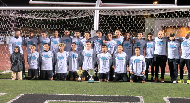 Soccer Repeat as Aliso Cup Champions!