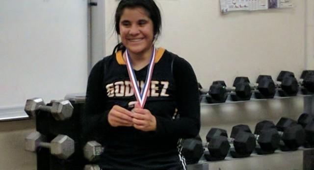 Nancy Enriquez – Oxford All Tournament Player