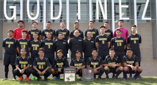 Boys' Soccer WINS BACK TO BACK CIF-SS TITLES & State Regional Title!