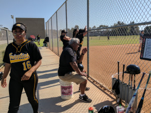 Ed Medina - Head Softball Coach