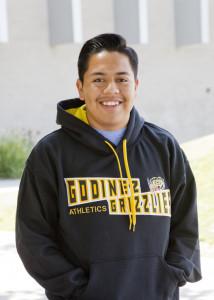 Brandon Martinez - Boys' Volleyball May AofM