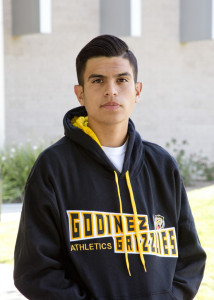 Anthony Paredes - Boys' Track & Field April Aof M