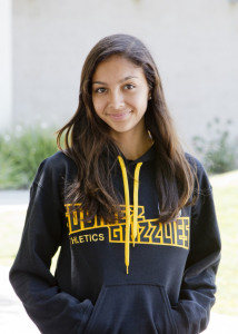 Natalie Diaz Girls' Track & Field June AofM