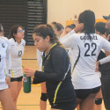 Girls Volleyball Sweeps Oceanview!  Photos by V. Espericueta