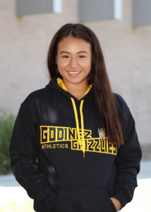 Kim Meza Girls Volleyball September 2017 AofM