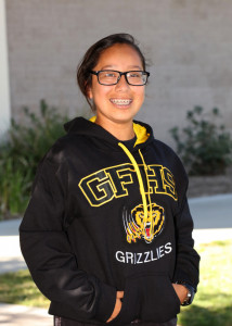 Jessica Lopez GXC  October 2017 Athlete of Month