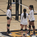 Varsity Volleyball vs Calvary Chapel 9/28/17 photos by V. Espericueta
