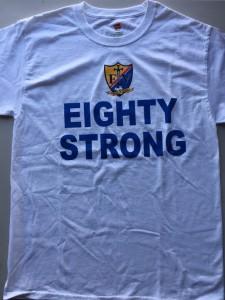 shirt 80 strong a