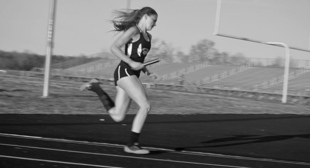 Track Competes at Cookeville HS