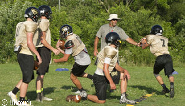 Panther Football to Scrimmage Coalfield Friday
