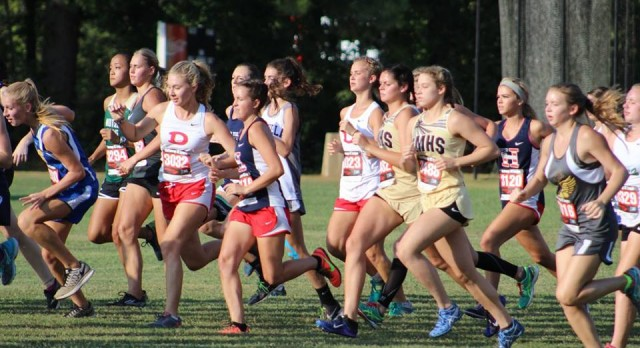 XC Excels at Chattanooga Baylor