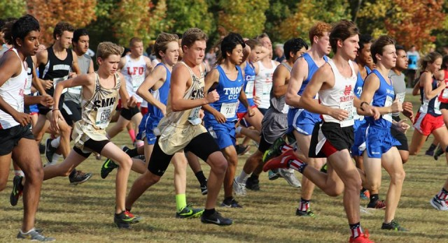 Cross Country Tunes Up for Regions