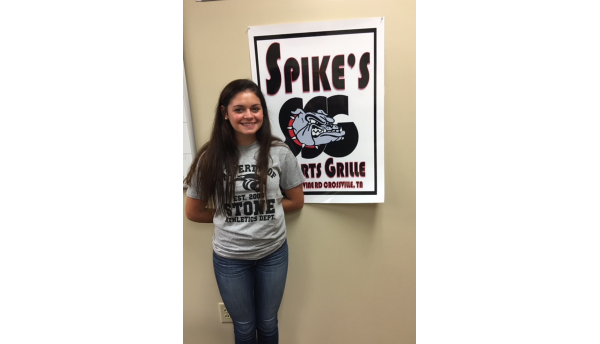 SMHS Student Athlete of the Week (10/3)