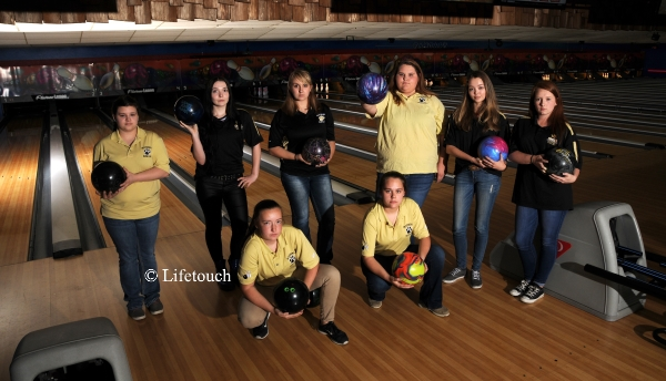 Congratulations to the SMHS Girls Bowling team on a great season