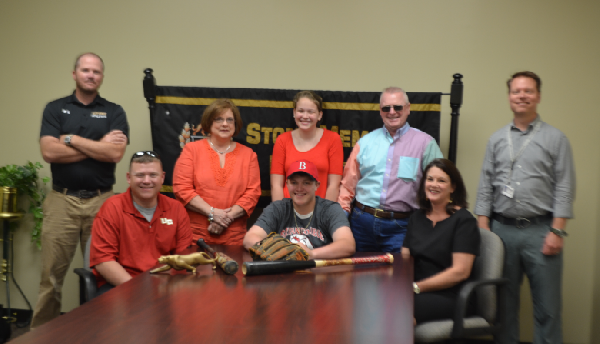 Dalton Barnes signs with Bryan College
