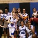 Middle School Girls Basketball 2015-2016