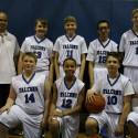 Middle School Boys Basketball 2015-2016