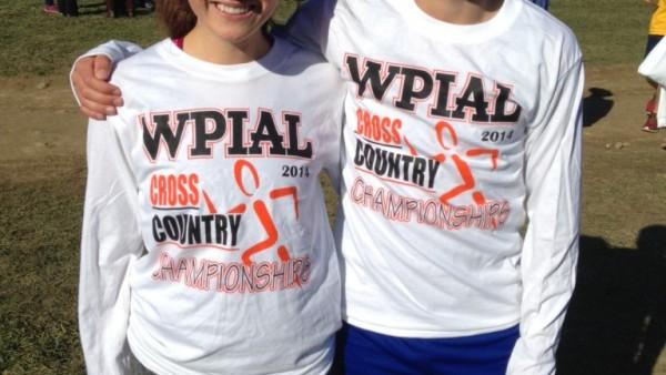 WPIAL 2014 Brendan & Elise