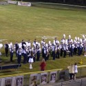 Bethlehem Center Band honors our Troops and Veterans in Halftime Show