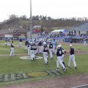 B-C Baseball Plays at Wild Things Park