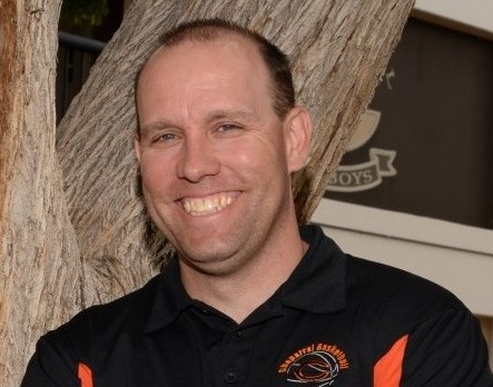 Chaparrals' Coach Steve Bentz named 2016-17 Sunrise Coach of the Year