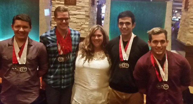 SPRING SPORTS RECAP: Boys swimming team finishes third at state