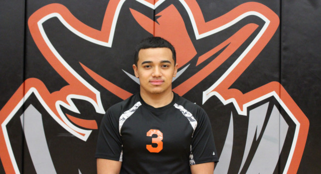 Bernal brings leadership to volleyball squad