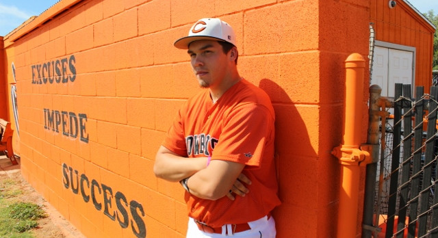 Jarvis accepts role on Chaparral baseball squad