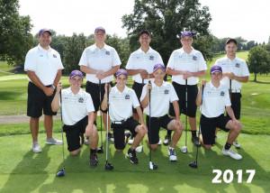 Boys Golf 17-18