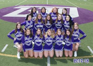 Cheerleading ll 17-18
